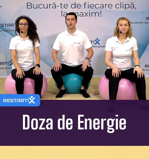 Doza de Energie RestartiX