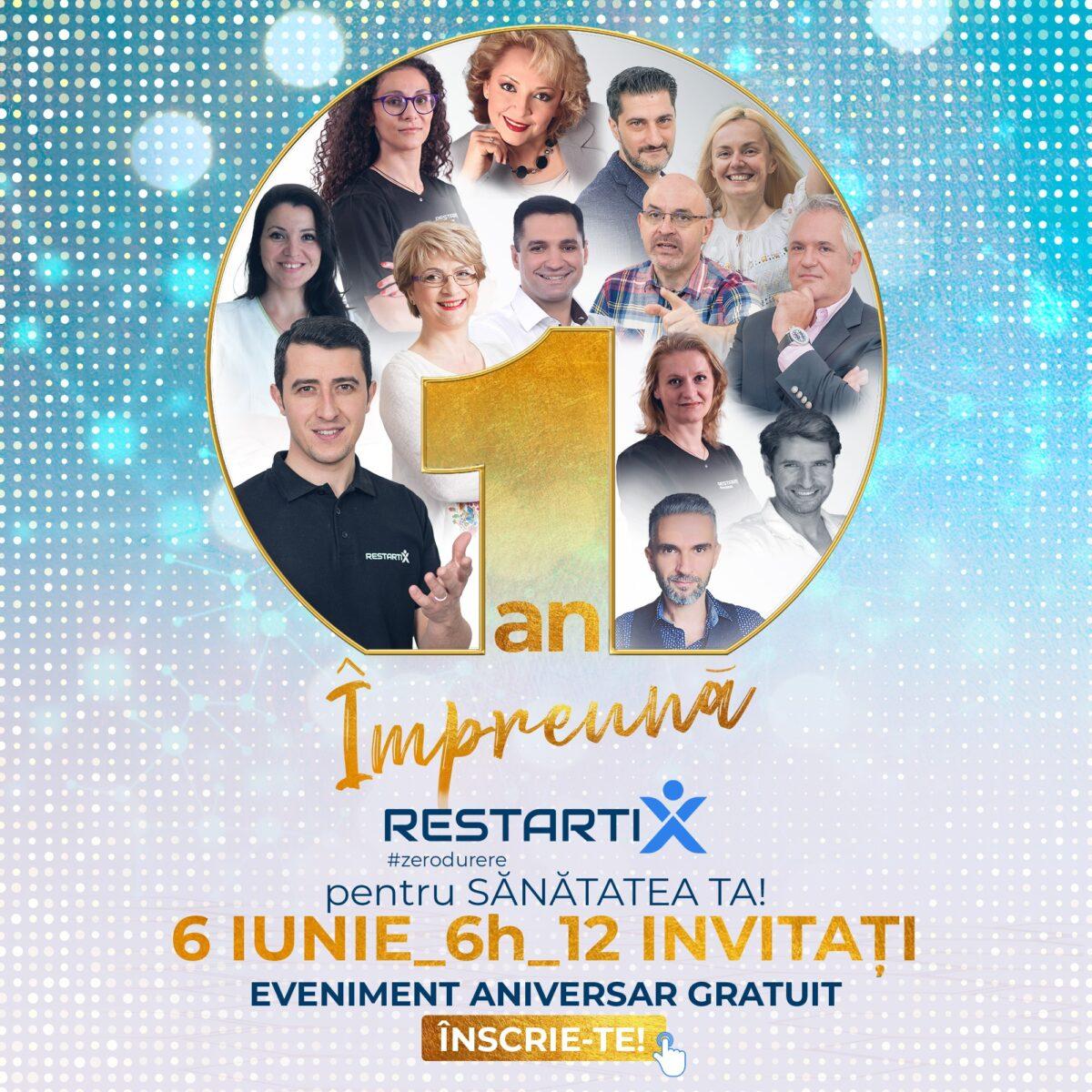 RestartiX Aniversar