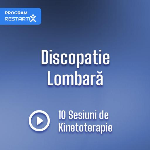 Discopatie Lombară