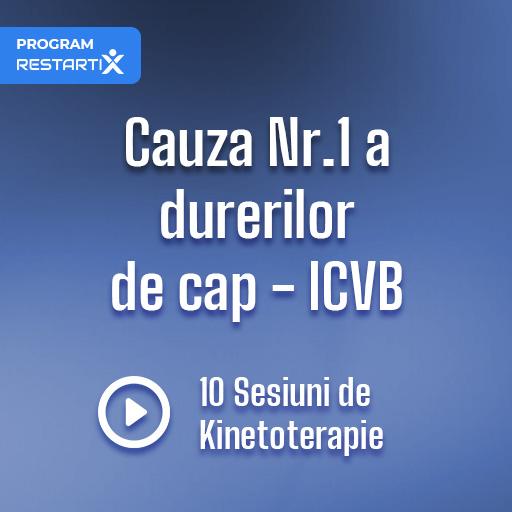 Cauza Nr.1 a durerilor de cap - ICVB