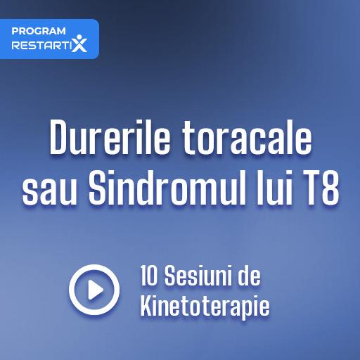 Dureri toracale sau Sindromul lui T8